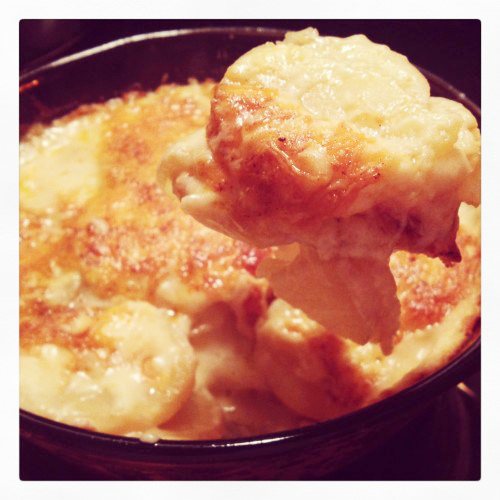 Scalloped Potatoes | Butter and Sprinkles
