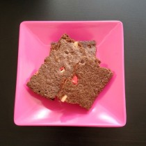 Brownie Brittle | Butter and Sprinkles