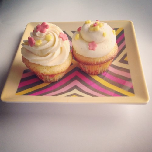 Vanilla Bean Cupcakes   Butter and Sprinkles